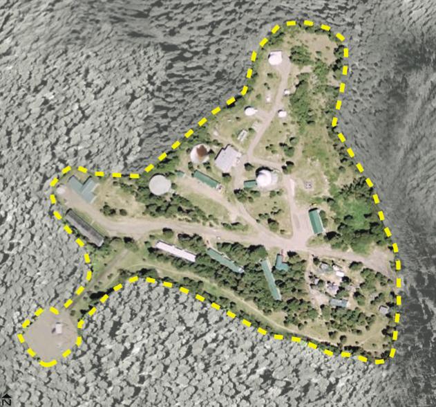 campus aerial